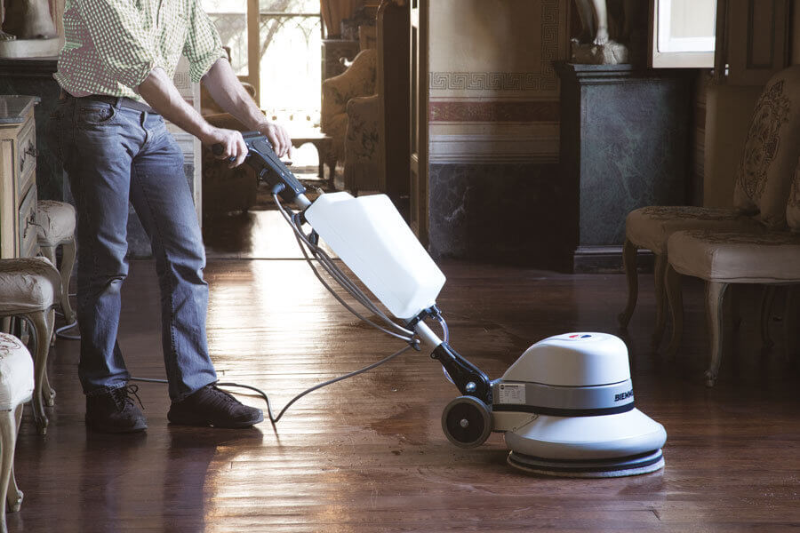 How To Clean A Wooden Floor National Tool Hire Shops
